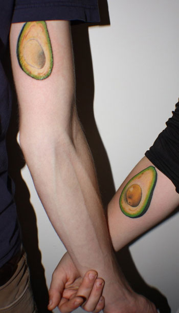 Paired Tattoos