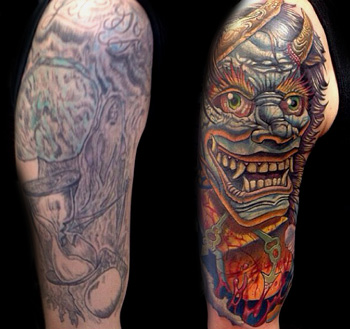 cover up bad tattoo
