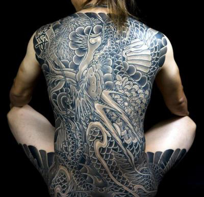 dragon tattoo history