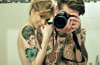 Reasons to Date a Person with Tattoos