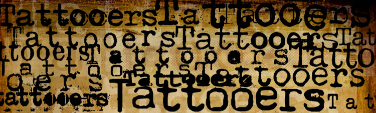typewriter tattoo fonts