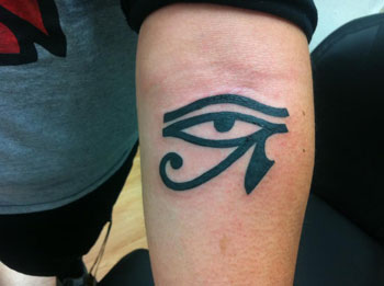 Olho de Horus Tattoos