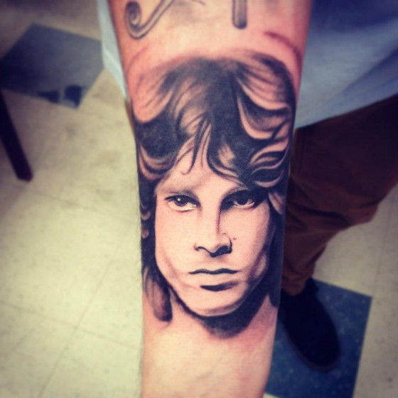 Arm Realistic Jim Mo