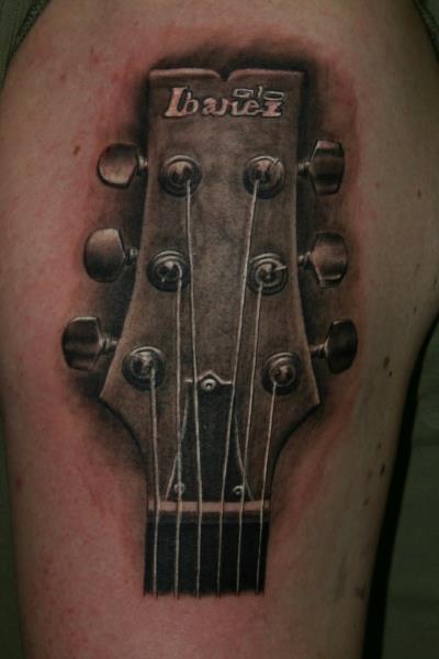 New Gibson Guitar Design