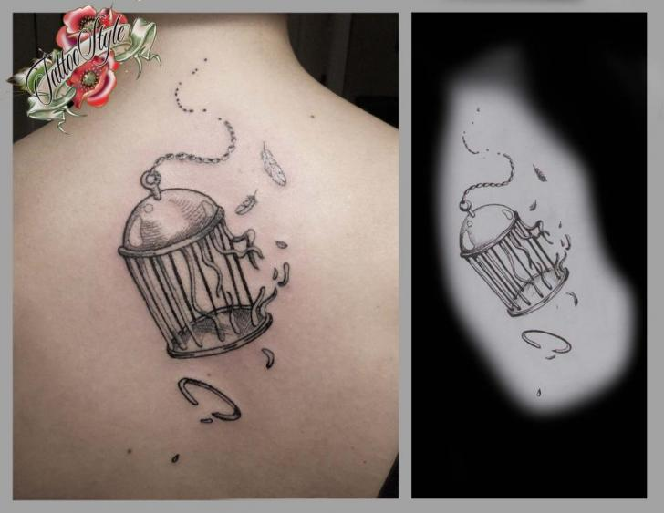 R 252 Cken Dotwork K 228 Fig Tattoo Von Style Tattoo
