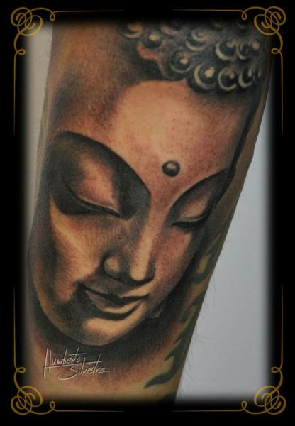 arm buddha religi s tattoo von golden dragon tattoo. Black Bedroom Furniture Sets. Home Design Ideas