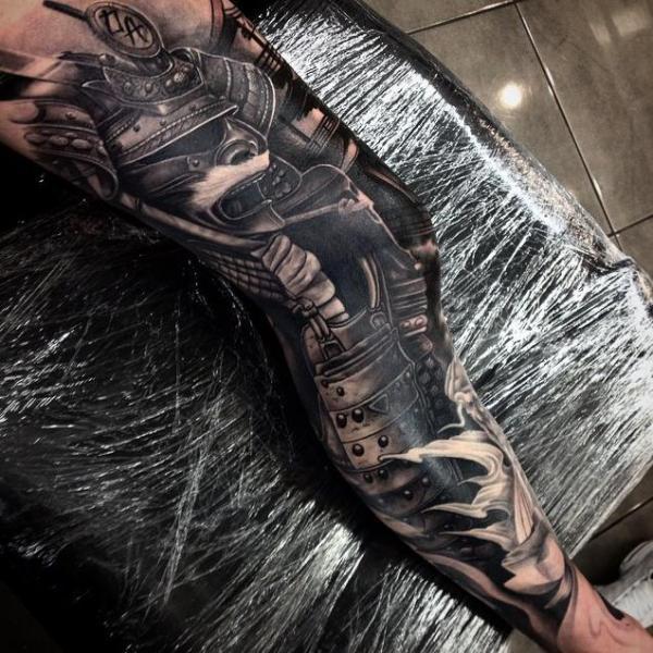 Big Leg Tattoo Designs