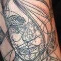 Arm Women tattoo by Fade Fx Tattoo