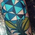 Arm Diamond tattoo by Cloak and Dagger Tattoo