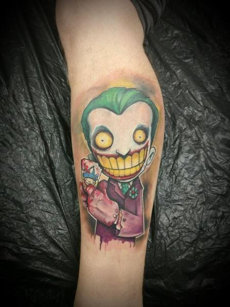 Super Braccio Personaggi Joker di Art Faktors HI88