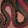 tatuaż Bok przez Kings Avenue Tattoo