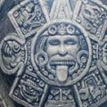 Maya and Aztec Tattoos