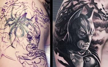 Tatuaże Zakrywające Jak To Działa I Pomysły Wzorów
