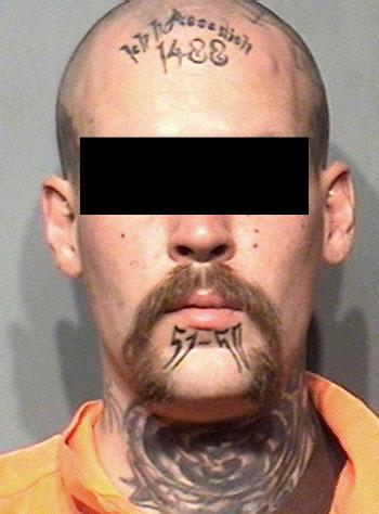 Popularne Wzory Więziennych Tatuaży I Ich Znaczenie