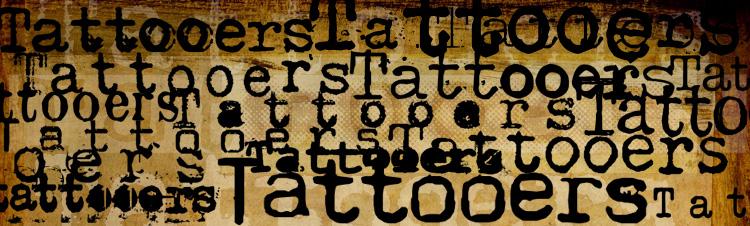 typewriter tattoo fonts