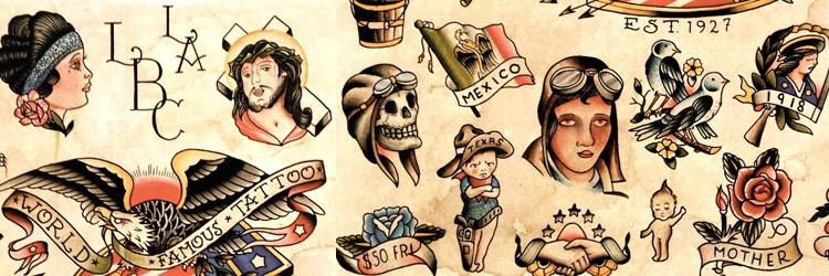 Tatuaże Old School Historia I Znaczenia