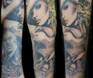 tattoo color size design price