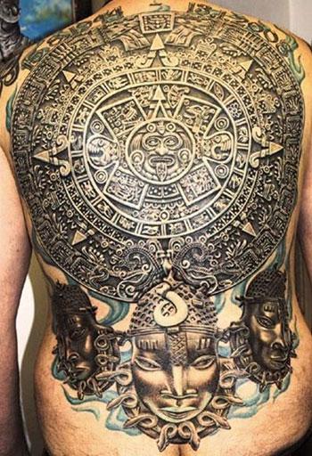Maya Tattoos