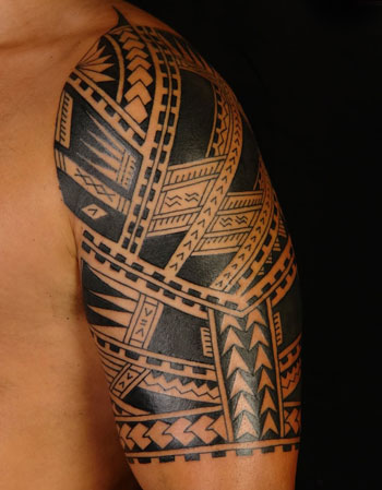 7 Różnych Rodzajów Tatuaży Tribal