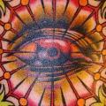 tatuaggio Geometrici di Adam Barton