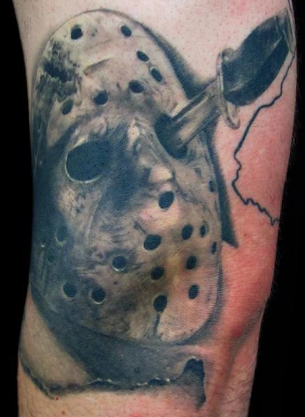 Tatuaje Fantasy por Apocalypse Tattoo