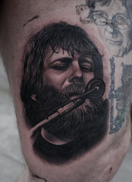 Tatuaż Portret Przez Black 13 Tattoo