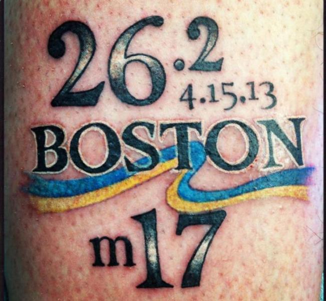 Tatuaje Letras por Good Mojo Tattoos