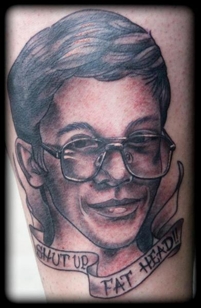 Portrait Tattoo by High Street Tattoo