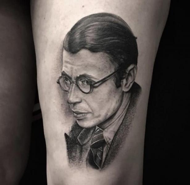 Arm Tattoo by Art Corpus