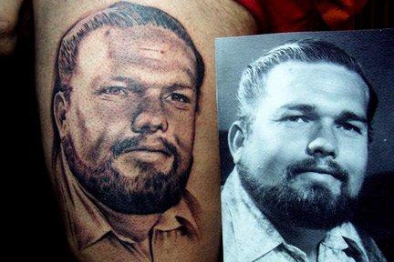 Tatuaje Retrato Realista por Urban Art Tattoo