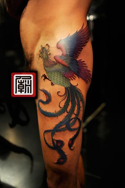 Images Phoenix Tattoo Designs