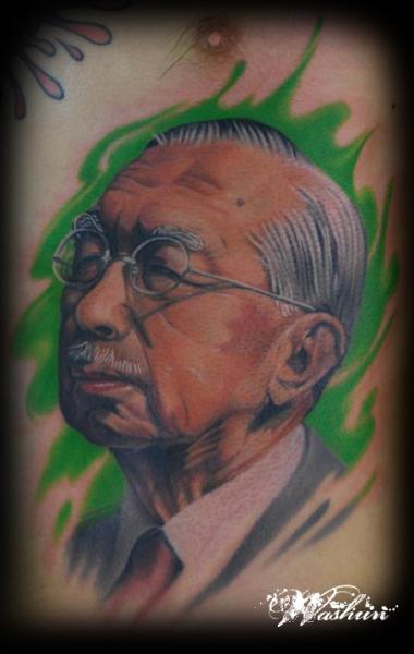 Realistische Tattoo von Last Gate Tattoo