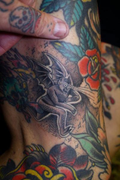 Arm Devil Tattoo by All Star Ink Tattoos