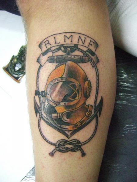Arm New School Tattoo by Tattoo Zoo