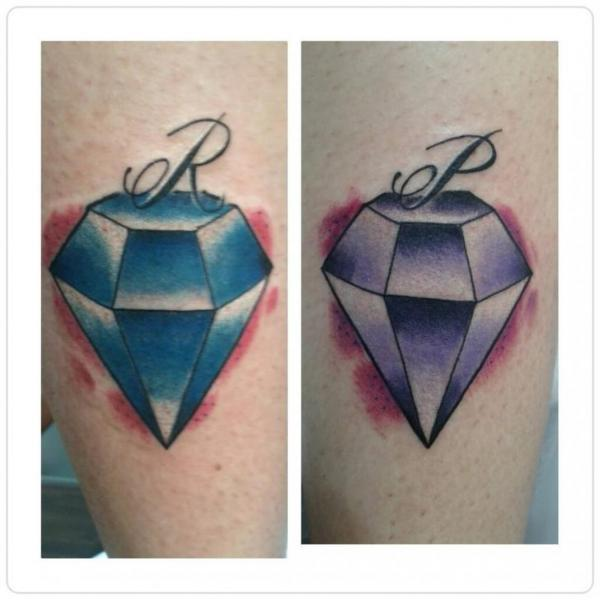 Arm Diamond Tattoo by Seven Arts