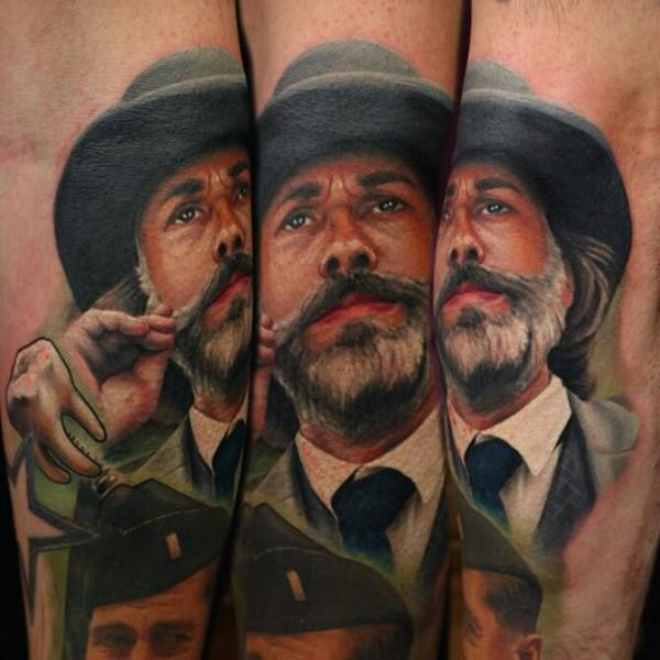 Realistic Tattoo by Nemesis Tattoo