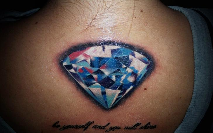 Diamond Tattoo by 2nd Face