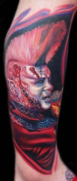 Fantasy Tattoo by Artistic Element Ink
