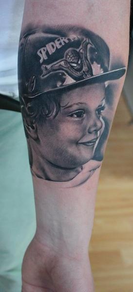 Arm Realistic Tattoo by Bio Art Tattoo