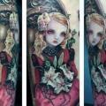 tatuaggio Braccio Fantasy Bambino di David Corden Tattoos