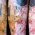 tatuaggio Braccio Pittura di David Corden Tattoos