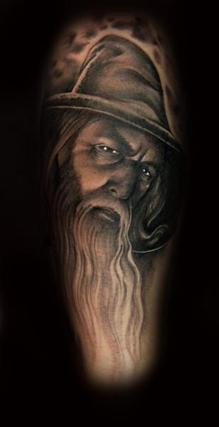 Arm Portrait Tattoo by Original Tattoo