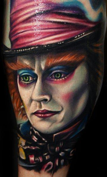 Tatuaje Fantasy por Tattoo by Roman