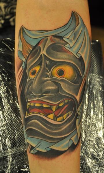 Arm Japanische Tattoo von 1969 Tattoo