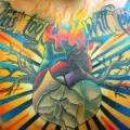 Fantasie Herz tattoo von Transcend Tattoo