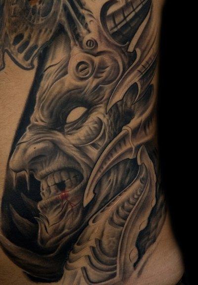Tatuaggio Fantasy Mostri di 9th Circle