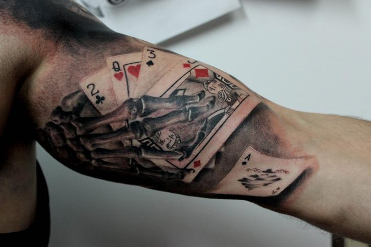 Karten Tattoos