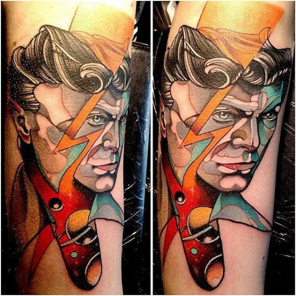 Arm Men Tattoo by Nik The Rookie