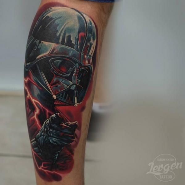 Arm Star Wars Tattoo by Voice of Ink